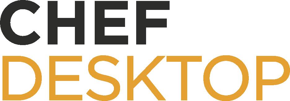 Chef Desktop Wordmark